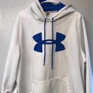 Men's Under Armour hooded sweatshirt